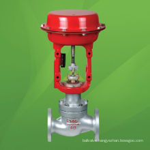 Globe Type Pneumatic Pressure Regulating Valve (ZJHP)